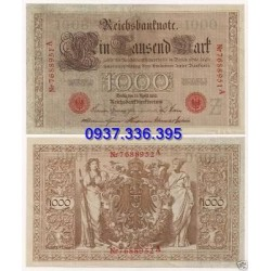 MS444: Germany 100 Mark 1910 - VF